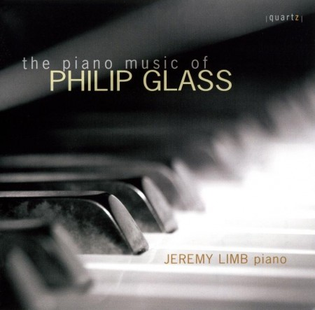 Jeremy Limb - The Piano Music Of Philip Glass (2 CD, 2013) FLAC