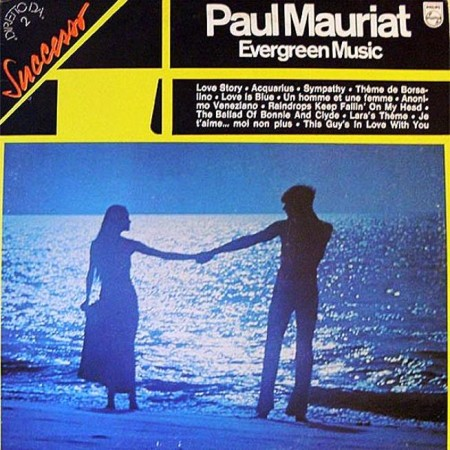 Paul Mauriat - Evergreen Music (LP, 1977)