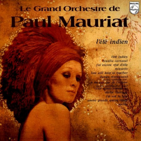 Paul Mauriat - L'Ete Indien/No. 21 (LP, 1976/2003)