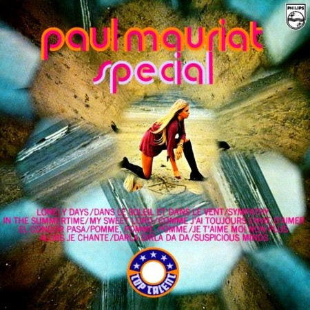Paul Mauriat - Christmas Special/Custom Deluxe (LP, 1971)