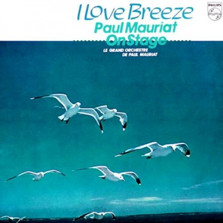 Paul Mauriat - I Love Breeze (LP, 1983)