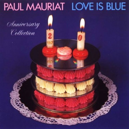 Paul Mauriat - Love Is Blue. Anniversary Collection (1988)