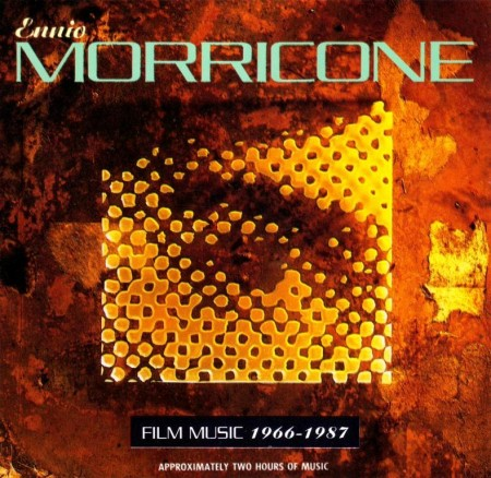Ennio Morricone - Film Music 1966-1987 (2 CD, 1987)