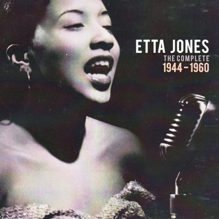 Etta Jones - The Complete 1944-1960 (2 CD, 2011)