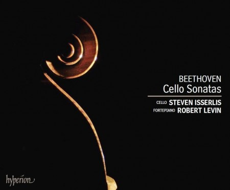 Steven Isserlis, Robert Levin - Beethoven: Cello Sonatas (2 CD, 2014)