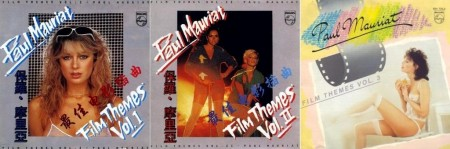 Paul Mauriat - Film Themes. Volume 1-3 (1995)
