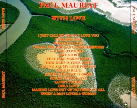 Paul Mauriat - With Love (1995)
