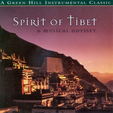 David Arkenstone - Spirit Of Tibet (2002/2007)
