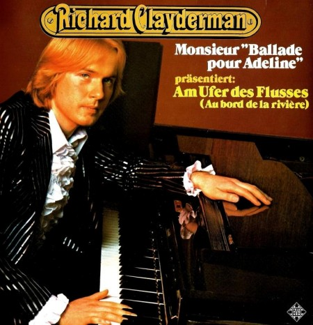 Richard Clayderman - Am Ufer Des Flusses (Au Bord De La Riviere) (LP, 1978)