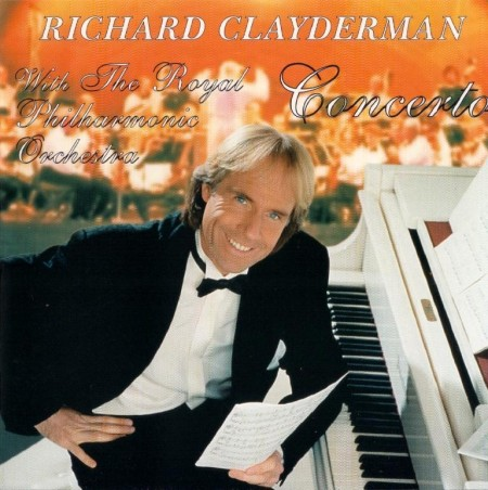 Richard Clayderman - Concerto (1998) FLAC & MP3
