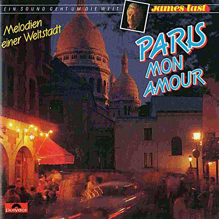 James Last - Paris, Mon Amour (2001)