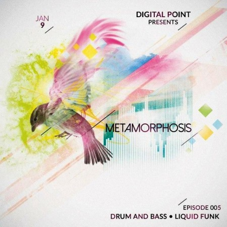 Digital Point - Metamorphosis - Episode 005 (2015)