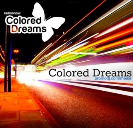 Radioshow Record Chillout - Colored Dreams 1-10 (2012-2013)