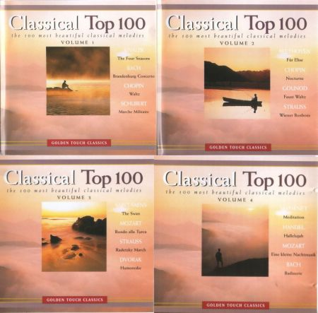 Classical Top 100 [1996] MP3