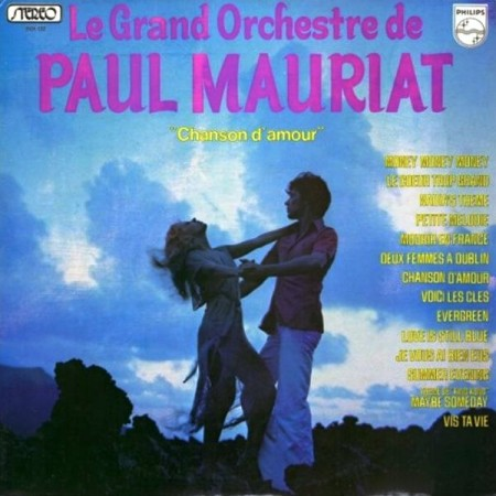 Paul Mauriat - Chanson D'Amour (LP, 1977)