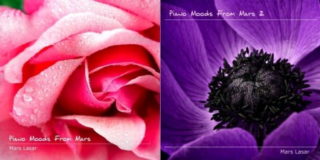Mars Lasar - Piano Moods From Mars (2011) & Piano Moods From Mars 2 (2015)