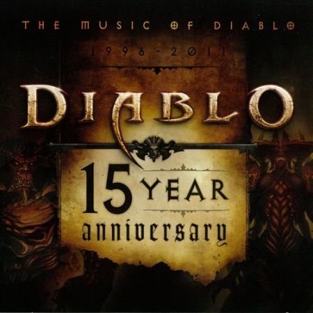 The Music of Diablo - Diablo 15 Year Anniversary [2011] MP3