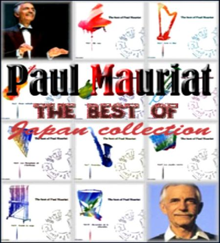 Paul Mauriat - The Best of (Japan collection) (10CD)  [1994]
