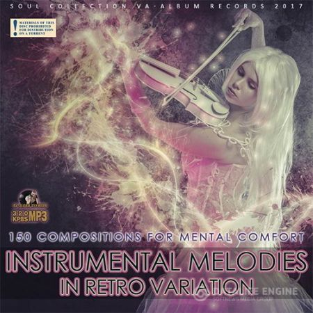Instrumental Melodies In Retro Variation [2017]