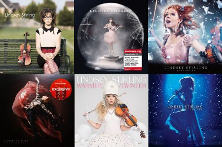 Lindsey Stirling - Discography [2010-2017]