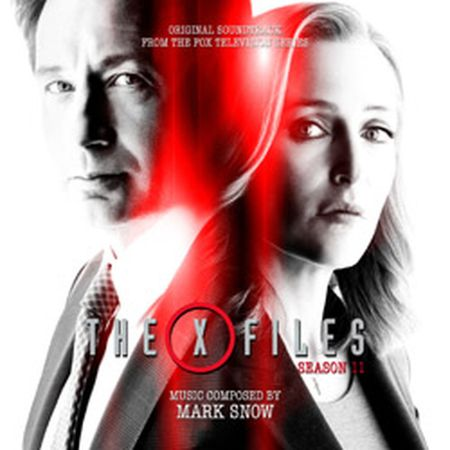 OST The X-Files Season 11 (Original Soundtrack) (2019)